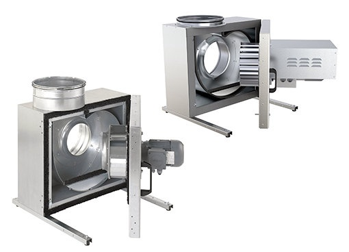 High Temperature Box Fans