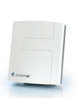 CO2RT SOBNO TIPALO CO2 - Systemair
