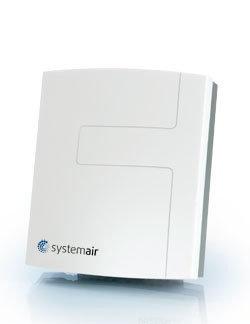 CO2RT transmitter 0-2000 ppm - Systemair