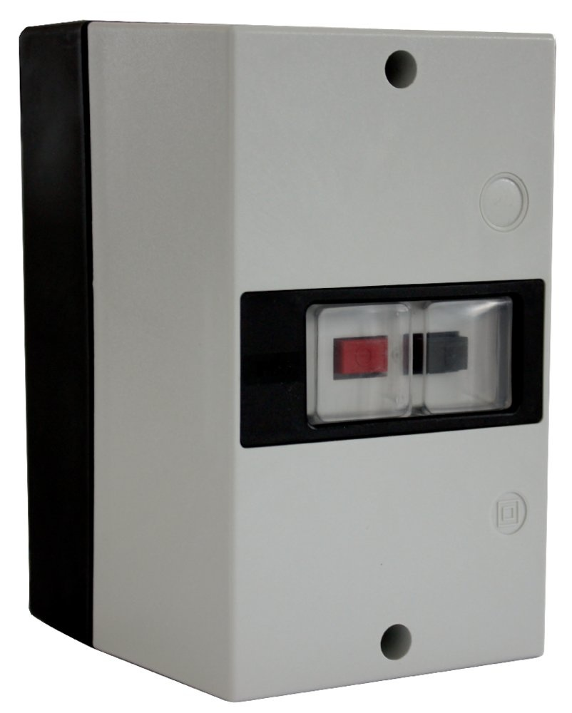 S-ET 10 Motor Protection - Systemair
