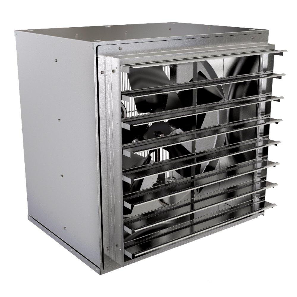 1WMC 30FY Ventilador axial - WMC - Systemair