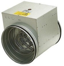 CB 355-12,0 400V/3 Duct heater - Systemair