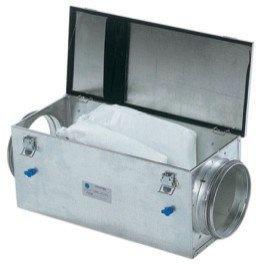 FFR 400 filterska kaseta - Systemair