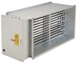 RB 60-35/45-3 400V/3 Duct heat - RB - Systemair
