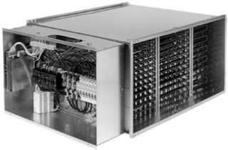 RBM 60-35/27 400V/3 Duct heate