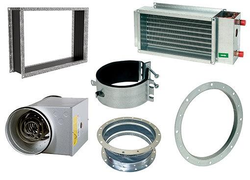 Accessories Ventilation - Systemair