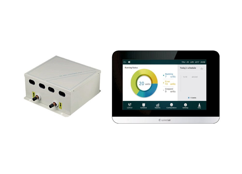 VRF accessories - Systemair
