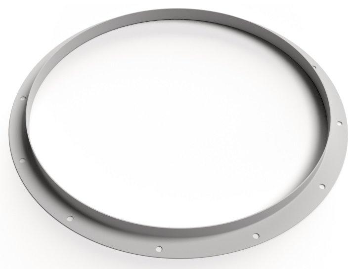 ASFV G800-1000 flange
