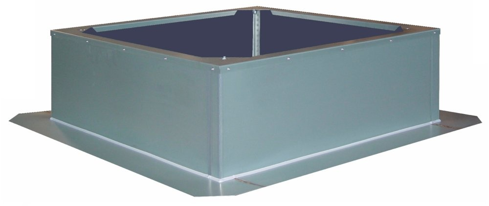 FDG 800-1000 flat roof socket
