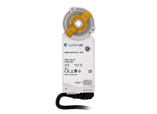 ACC.NOTUS - Accessories Air Volume Control - Air volume control - Air Distribution Products - Productos - Systemair