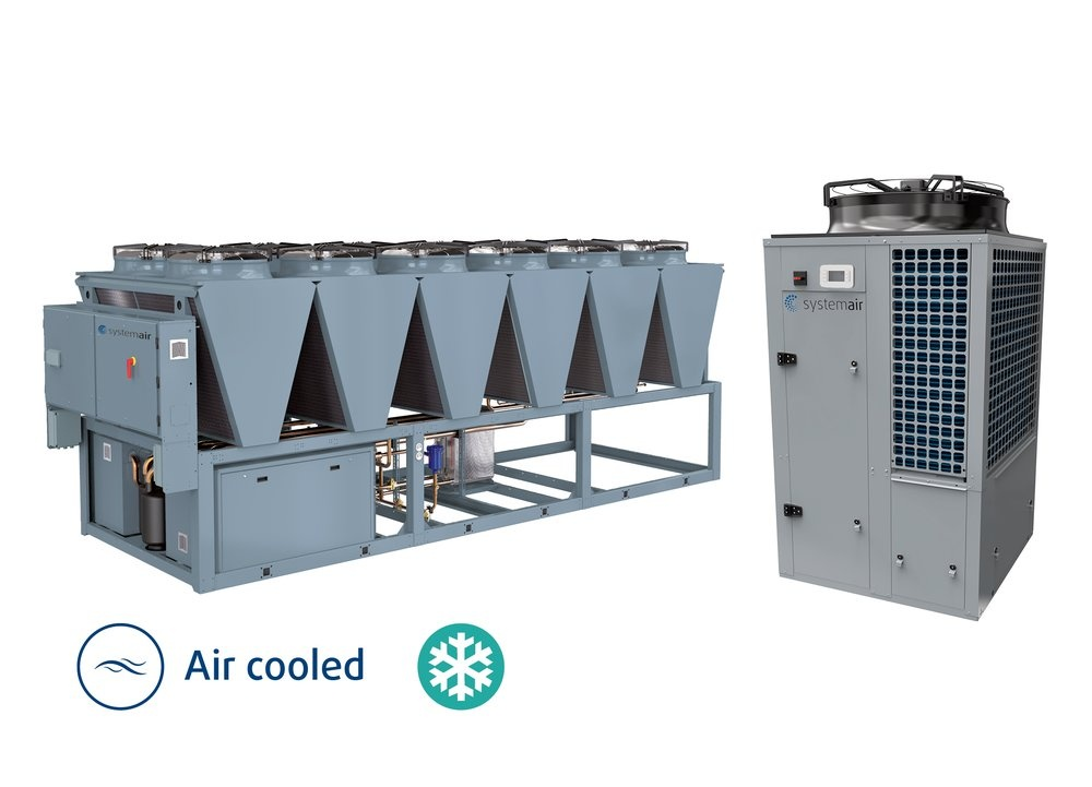Chillers Air cooled