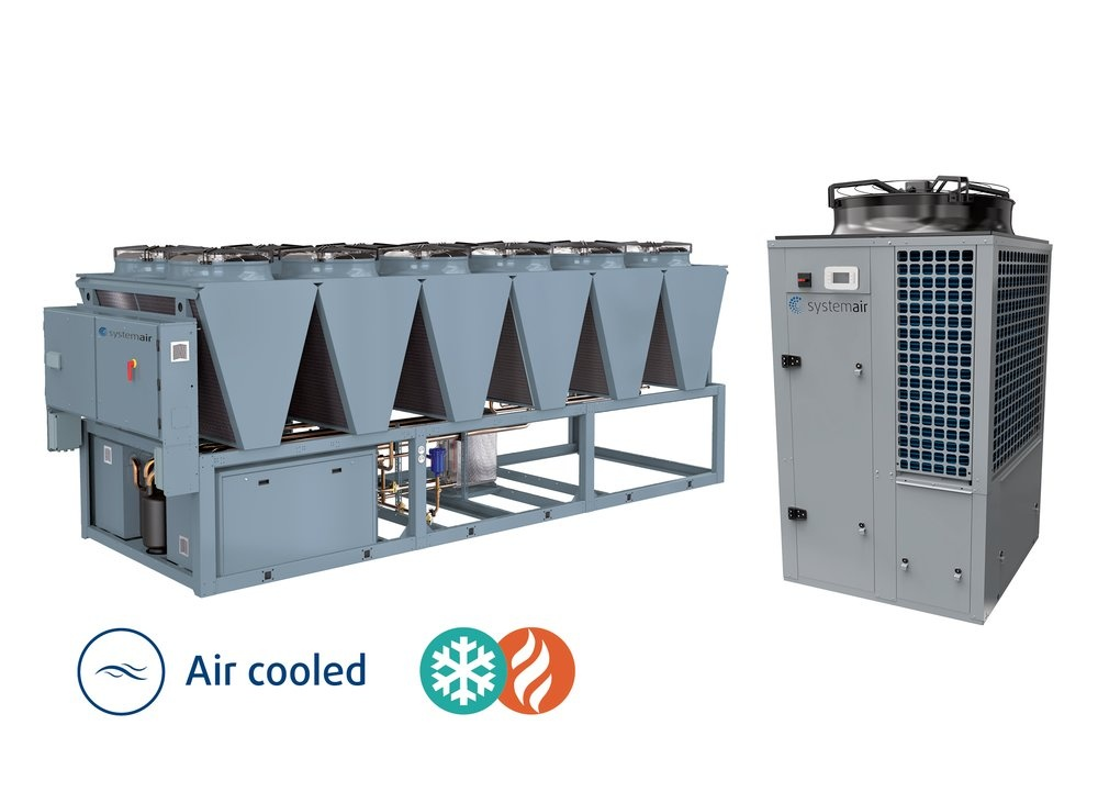 Air Cooled Heat Pumps