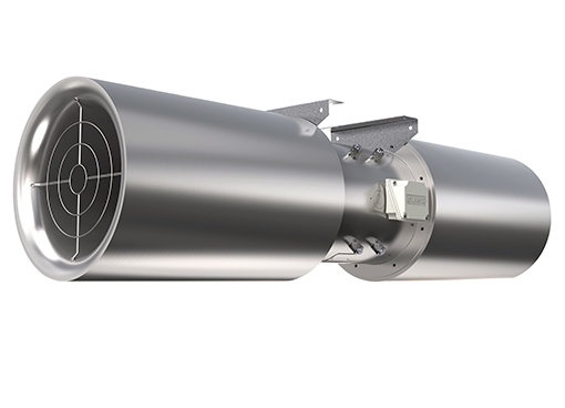 AJR(B) - Smoke extract Axial Jet fans - Smoke extract fans - Fans & Accessories - Productos - Systemair