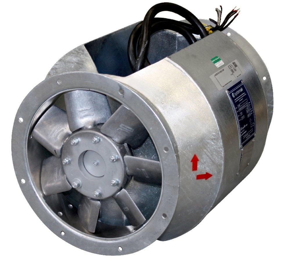 AXCBF-EX 250-6/28°-2 (EX-RU) - AXCBF-EX - Systemair