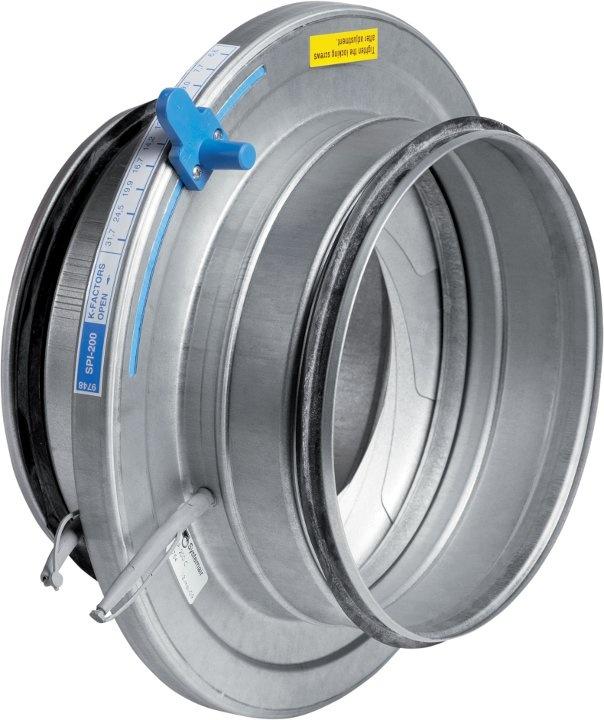SPI 315 C Disp contr caud Iris - Systemair