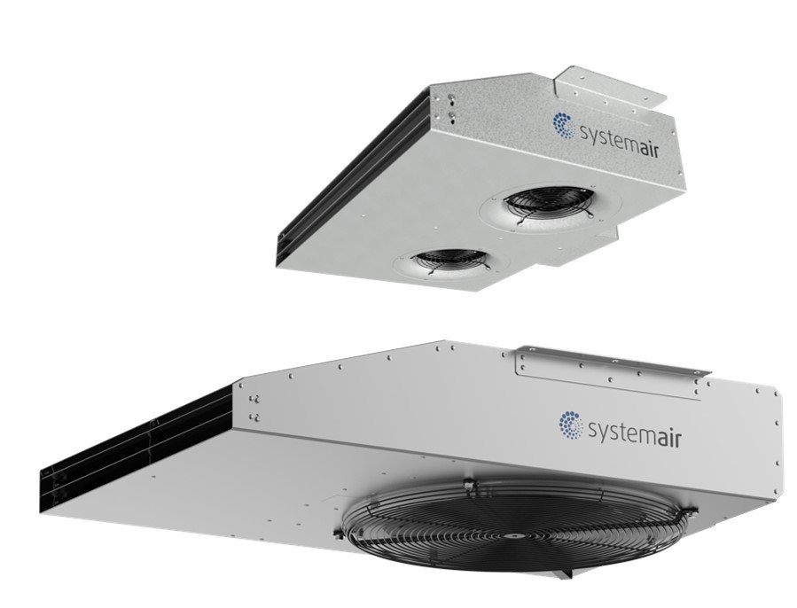 Centrifugal Jet fans - Systemair