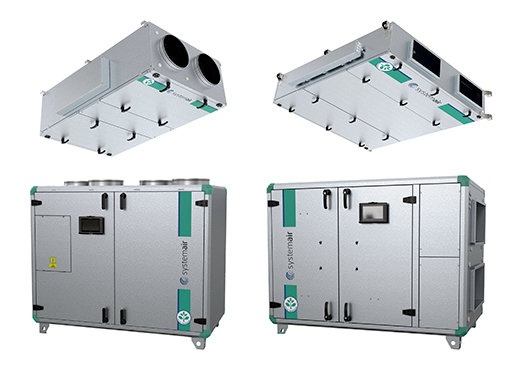 Compact AHU - Systemair