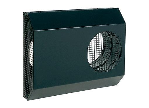 CVVX - Capots de protection - Accessoires CTA compactes - Centrales de traitement d'air >850 m3/h - Produits - Systemair