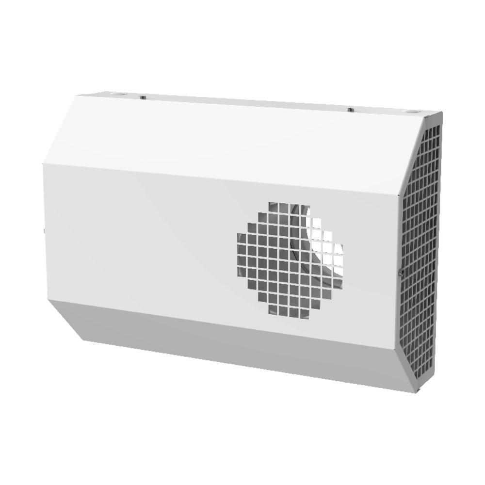 CVVX 125 Combi grille, white