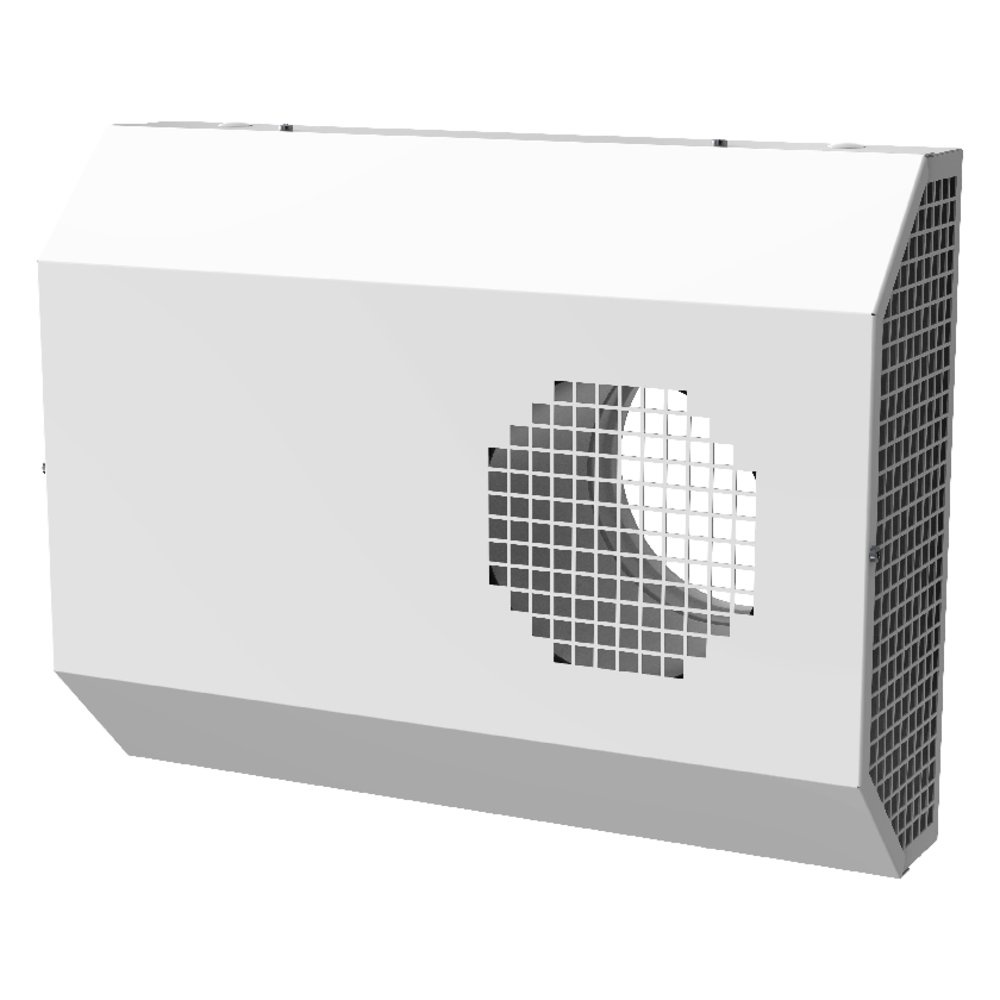 CVVX 160 Combi grille, white - Systemair