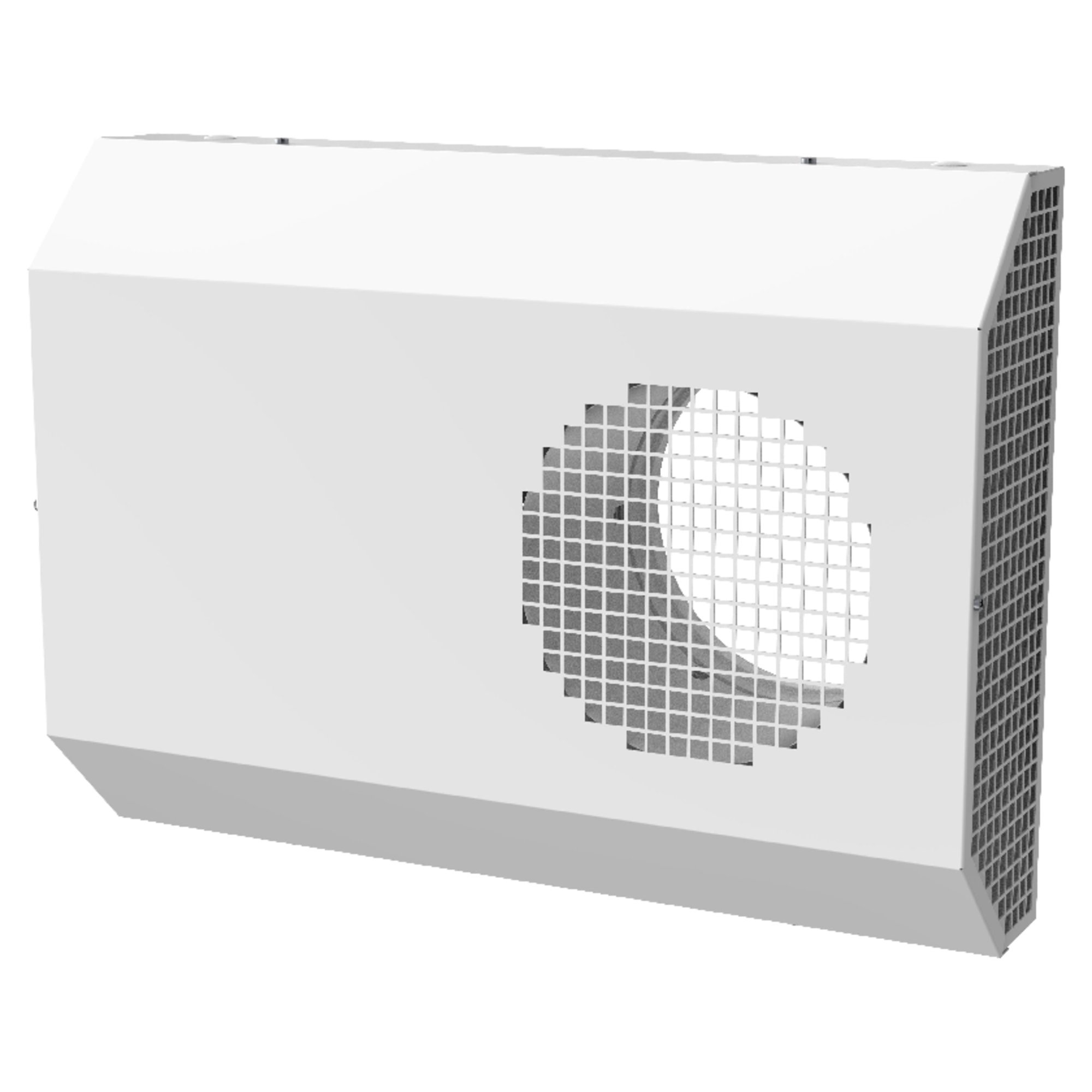 CVVX 315 Combi grille white - Systemair