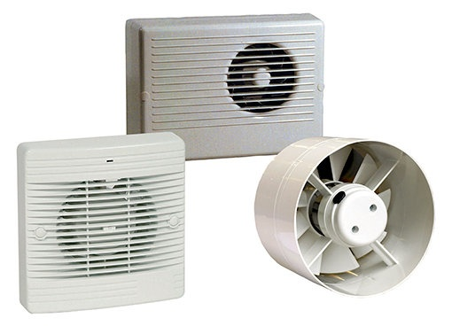 Domestic fans - Systemair