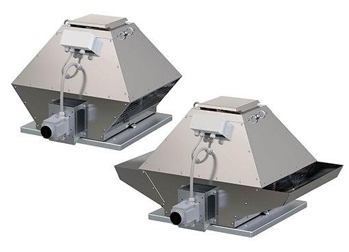 DVG-EC - Dūmų šalinimo stoginiai ventiliatoriai - Dūmų šalinimo ventiliatoriai - Ventiliacijos sistemos - Produktai - Systemair