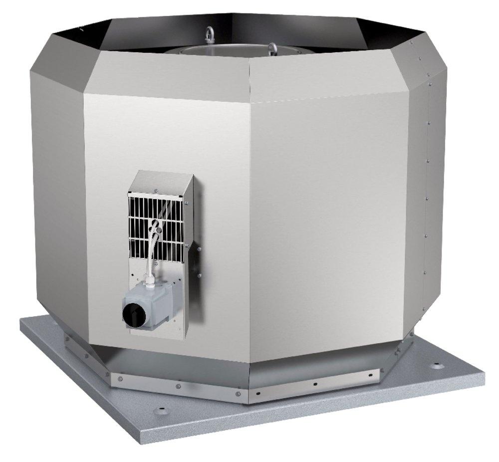 DVV 1000D4-6-XM/F600 smoke ext - Utgånget - Systemair