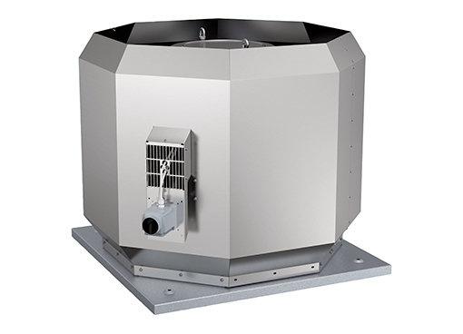 DVV - Dūmų šalinimo stoginiai ventiliatoriai - Dūmų šalinimo ventiliatoriai - Ventiliacijos sistemos - Produktai - Systemair