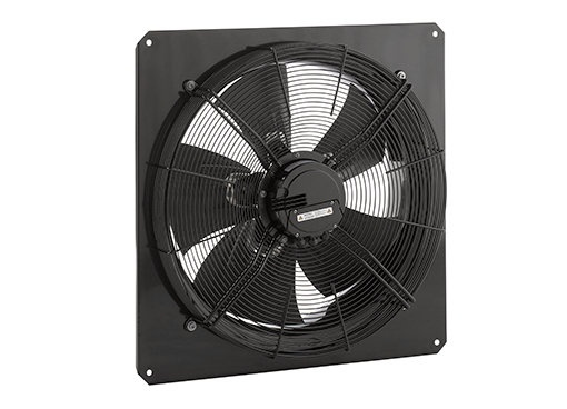 EC Low pressure Axial fans - Systemair