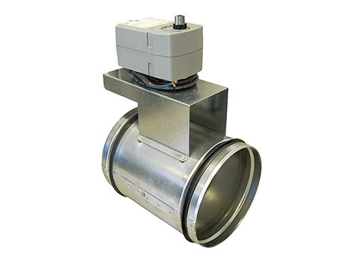 EFD - Electrical Actuators & valves - Electrical accessories Ventilation - Fans & Accessories - Products - Systemair