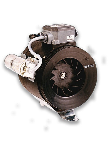 ERM - Accessoires ventilateurs EX - Composants de réseaux - Ventilateurs et Accessoires - Produits - Systemair