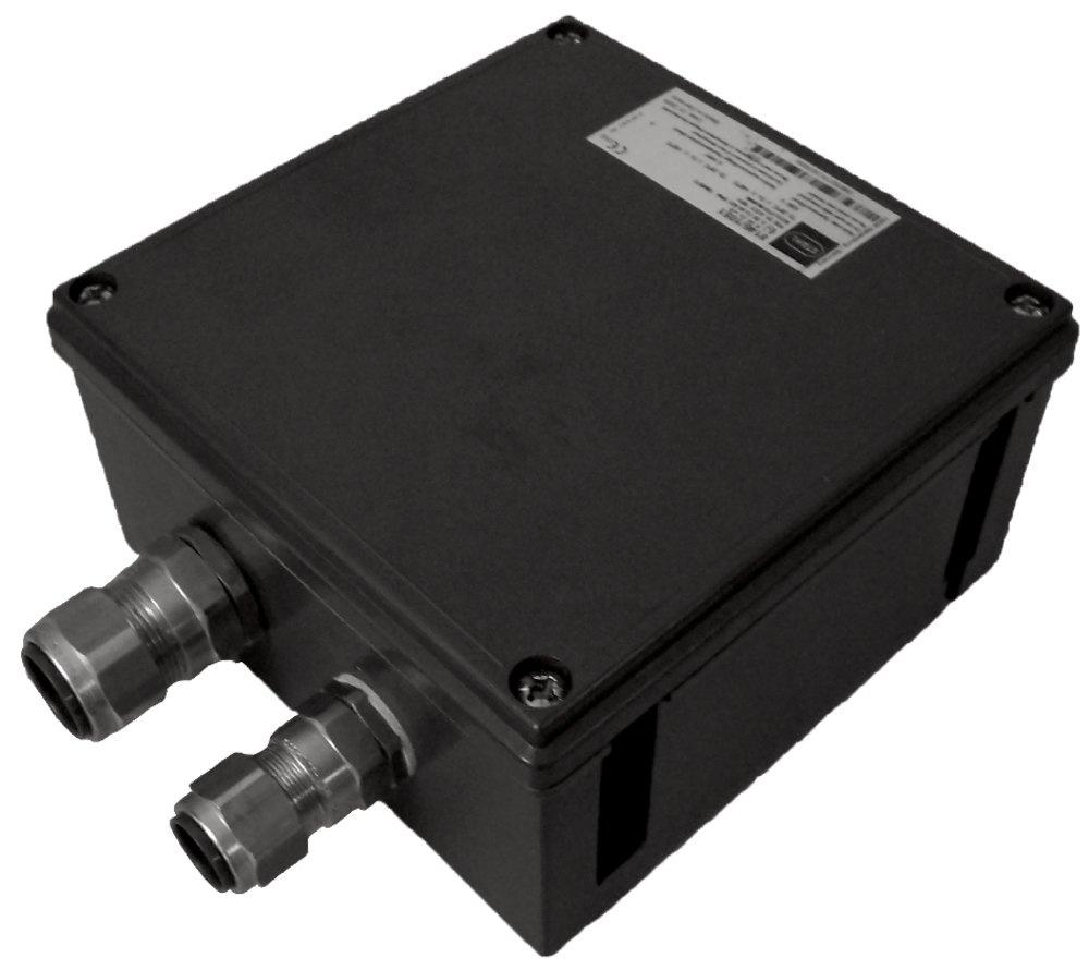 Ex e Terminalbox 4/6mm² 25A - Systemair
