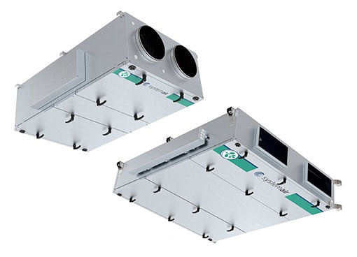 False ceiling units - Systemair