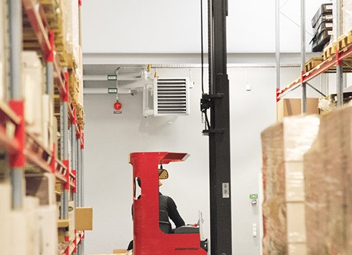 Wall mounted fan heaters - Fan Heaters - Heating - Products - Systemair