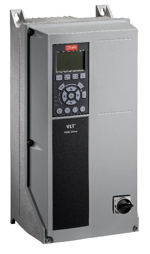FC102-11,0kW/24A-IP55, 150/50m - Systemair