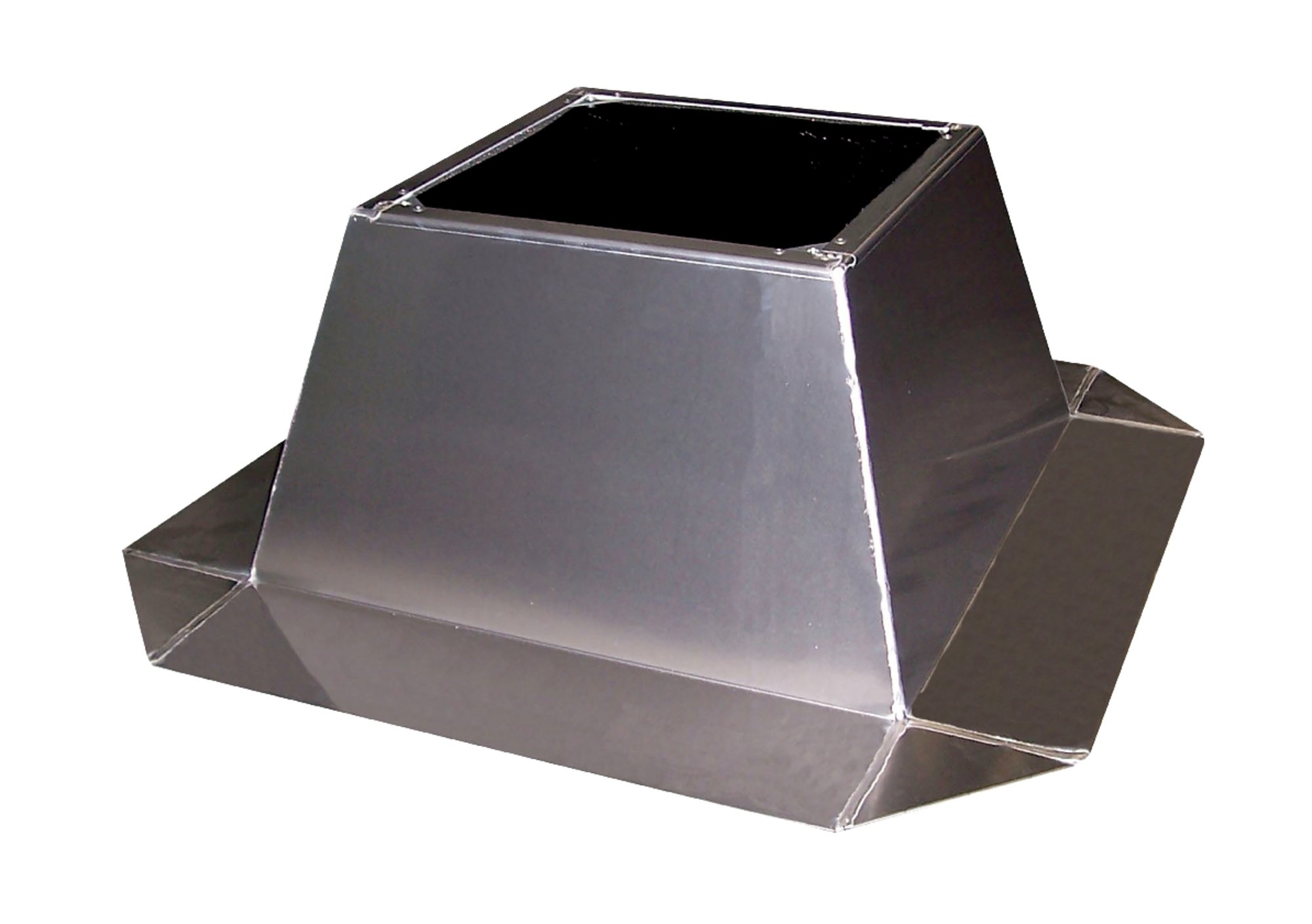 FDS 355/400 flat roof socket - Systemair