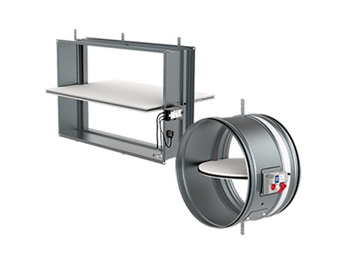 Fire dampers - Systemair