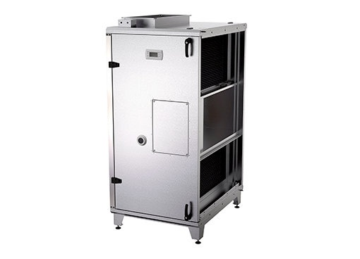 Heaters and Coolers, Compact AHU - Systemair