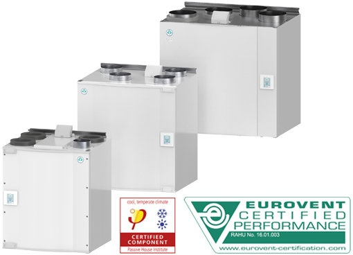 Counter flow units - Residential systems - Products - Systemair