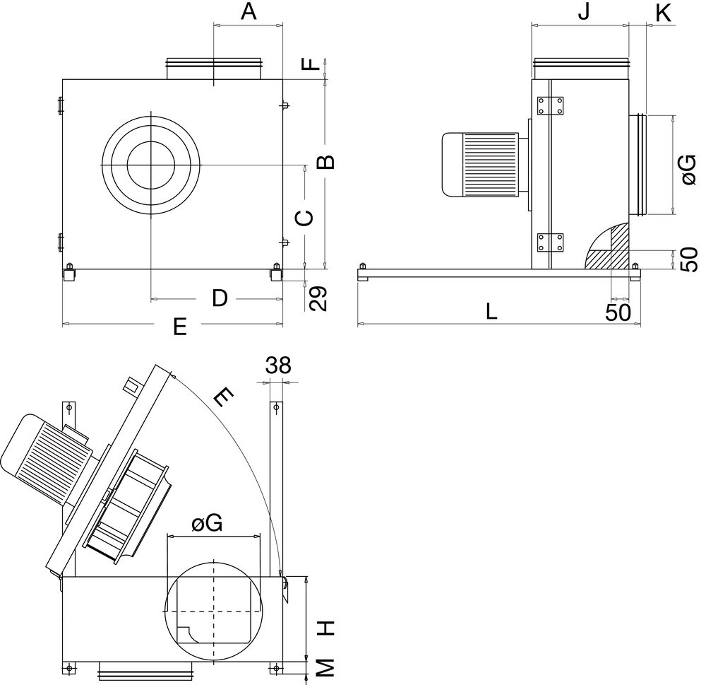 Images Dimensions - Systemair
