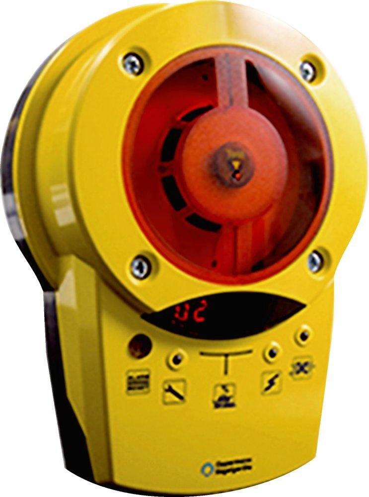 KRM-1 Kanalrauchmelder 230V - Systemair