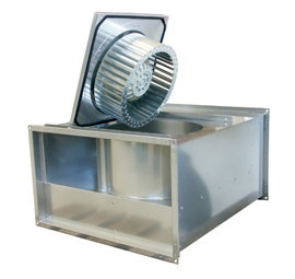 X-KT 100-50-8 Rectangular fan - Expired - Systemair