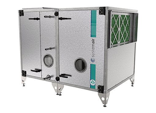 LIVING - Extract units - Compact AHU - Air Handling Units - Products - Systemair