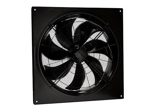 Low pressure Axial fans wall mounted