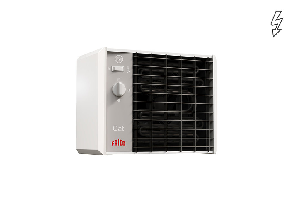 CAT - Wall mounted fan heaters - Fan Heaters - Heating - Products - Systemair