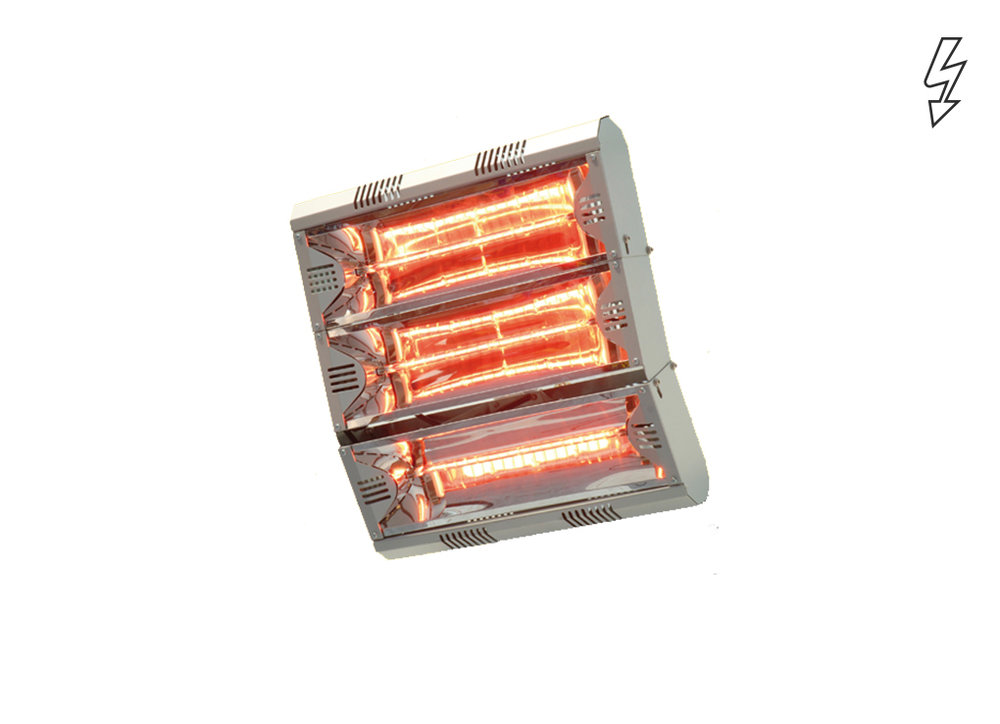 Infrared heater IRCF