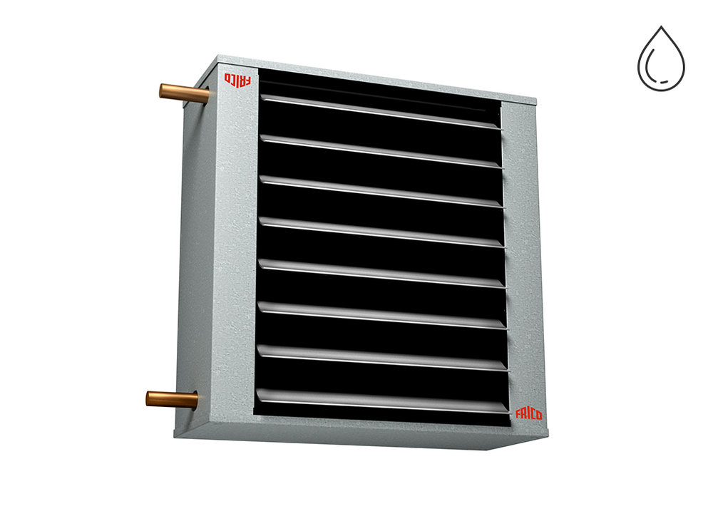 Fan heater SWS