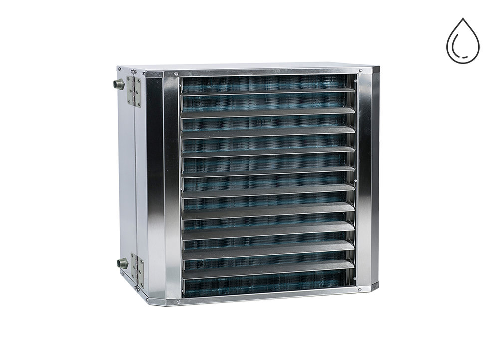 Fan heater SWX CE/CS