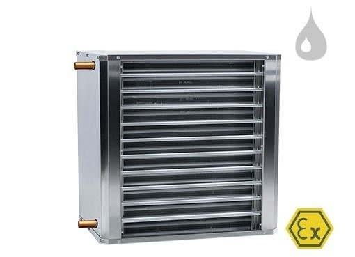 Fan heater SWX EX